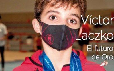 VICTOR LACZKO, ENTREVISTADO EN LA REVISTA «MUY DE ALCALÁ»